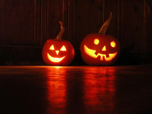 Stilfull Halloween-feiring